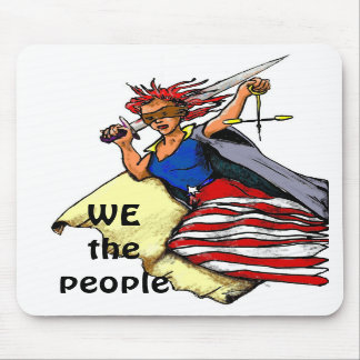 We the people, mouse pads