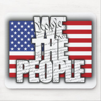 WE THE PEOPLE MOUSEPADS