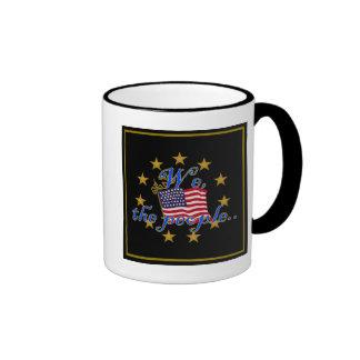 We, the People Coffee Mugs
