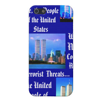 WE THE PEOPLE OF THE UNITED STATES iPhone SE/5/5s COVER