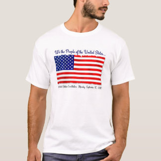 """""""We the People of the United States"""" Tshirt"""