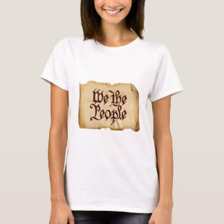 We the People.png T-Shirt