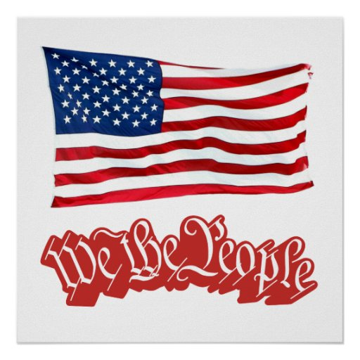 We the People Print