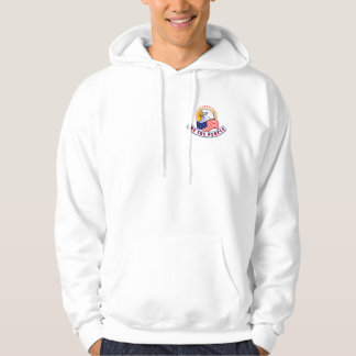 """We The People"" Proud American Design Hoodie"