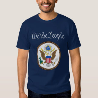 We The People/Sheeple T-Shirt