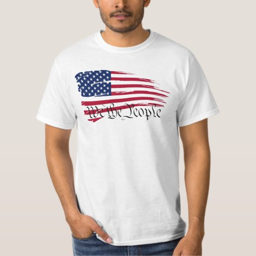 We the People T_Shirt