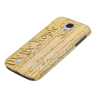 We The People U.S. Constitution Samsung Galaxy S4 Samsung Galaxy S4 Cover