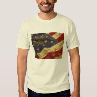 We the People Unite Tee Shirt