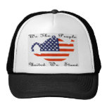 We The People United  We  Stand Hat Hat