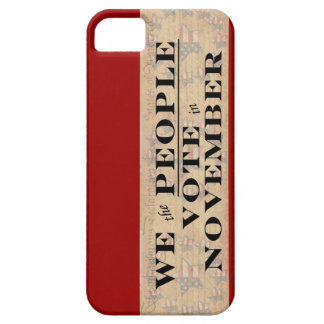 We the People w/colonial flags iPhone SE/5/5s Case