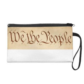 We The People Wristlet