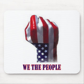 We The Pepple Mouse Pad