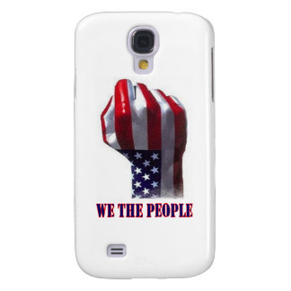 We The Pepple Samsung Galaxy S4 Cover