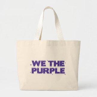 We the Purple Bag