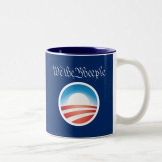 We The Sheeple Mug