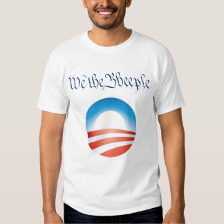 We The Sheeple/People Light T-Shirt