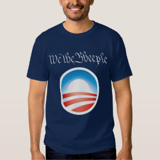 We The Sheeple/PeopleT-Shirt T-Shirt