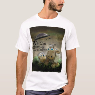 We the Sheeple T-Shirt