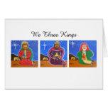 We Three Kings Card
