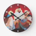 We Three Kings Clocks