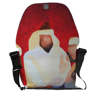 We Three Kings Courier Bag