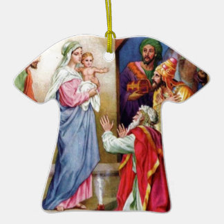 We Three Kings Ornaments