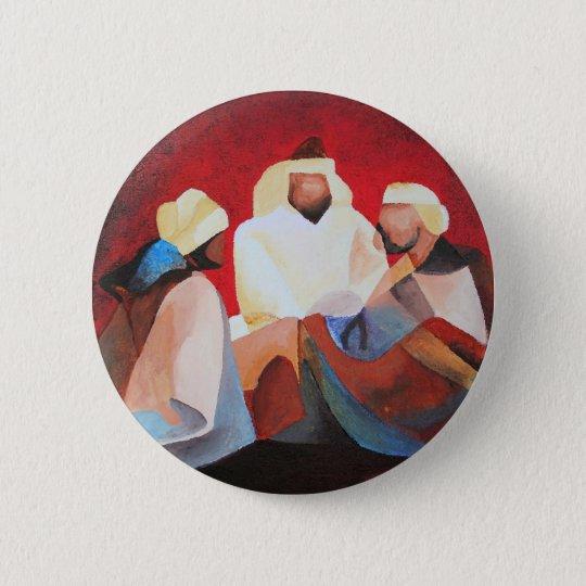 We Three Kings Pinback Button