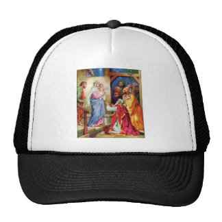 We Three Kings Trucker Hat