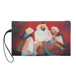 We Three Kings Wristlet