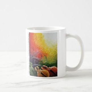 We Three Strings Coffee Mug