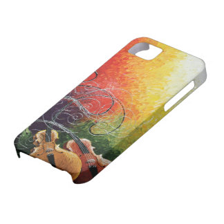 We Three Strings iPhone 5 Case-Mate Case