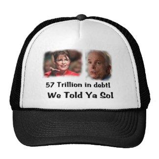 We Told  Ya So Hat