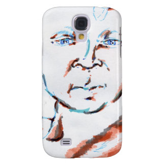 We Tone With The Brushes of our Hearts Samsung S4 Case