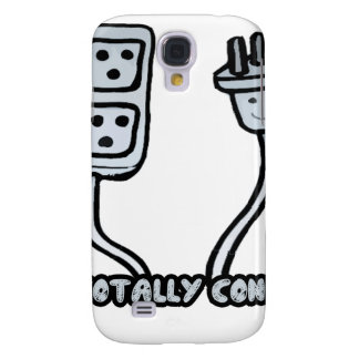 We Totally Connect Socket and Plug Galaxy S4 Case