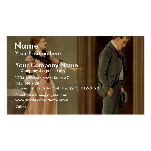We-Uns of Tennessee Double-Sided Standard Business Cards (Pack Of 100)