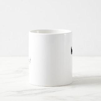 We Use Ning Classic White Coffee Mug
