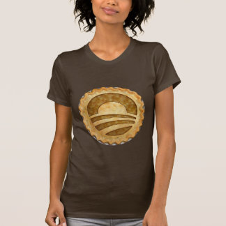 """We Want Pie!"" Obama Pie Ladies T-Shirt"
