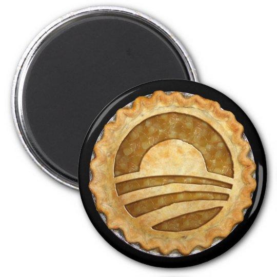 """We Want Pie!"" Obama Pie Magnet"