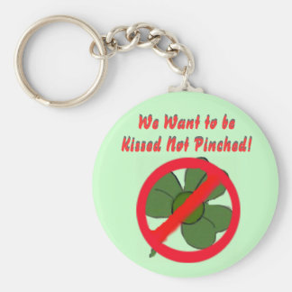 We Want To Be Keychain