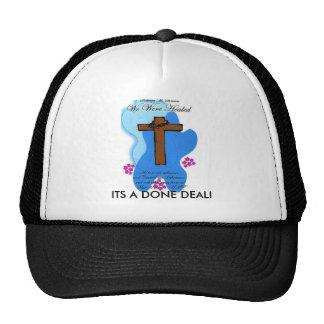 We Were Healed Hat
