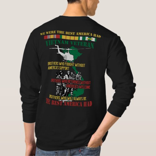 We were the best America had T_Shirt