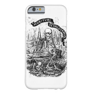 We Who are about to Die Salute You Barely There iPhone 6 Case