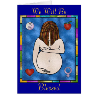 We Will Be Blessed Card