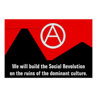 we will build the social revolution poster