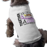 We Will Find A Cure Cancer Pet Tshirt
