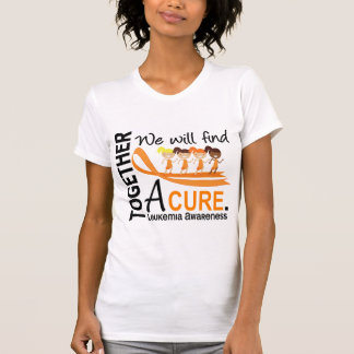 We Will Find A Cure Leukemia T-Shirt