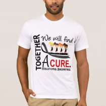 We Will Find A Cure Melanoma T-Shirt