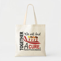 We Will Find A Cure Multiple Myeloma Tote Bag