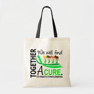 We Will Find A Cure Non-Hodgkin's Lymphoma Tote Bag