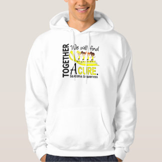 We Will Find A Cure Sarcoma Hoodie